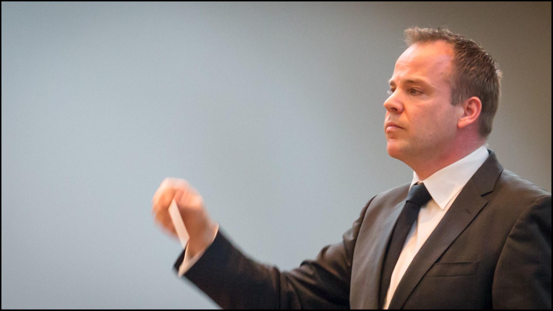 dirigent arrangeur Egbert van Groningen